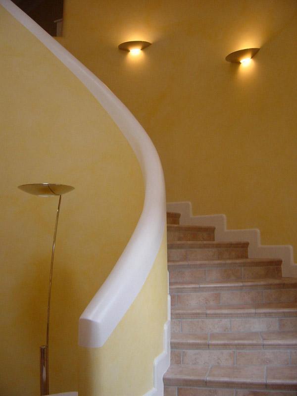 farben treppenhaus beispiele interior design und m bel ideen. Black Bedroom Furniture Sets. Home Design Ideas